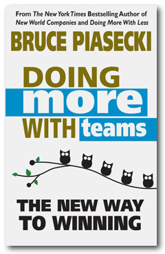 Book: Doing More with Teams