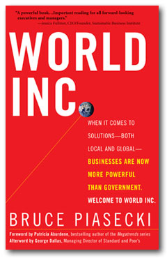 Book: World Inc.